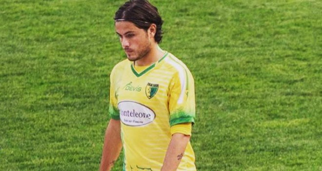 Nico Maiorino lascia il Melfi: il difensore si accasa al Barile