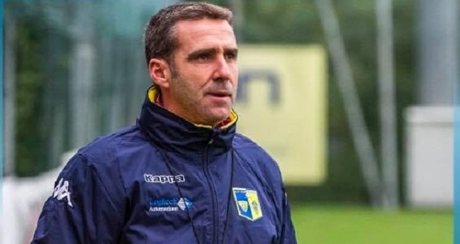 L'Ome esonera Maccarinelli, il nuovo allenatore è Torchio