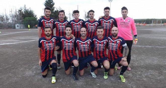 Nuova Andria-Atletico Acquaviva 1-1, buon pari esterno dei rossoblù