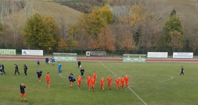 Il Montespertoli si aggiudica il derby contro il Real Vinci