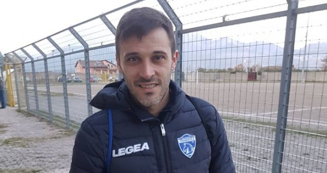 Tramutola, Falvella a 35 anni ritrova la seconda giovinezza del gol