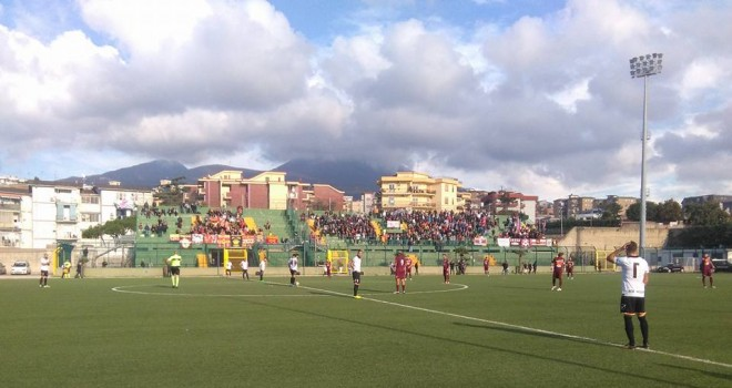 VIDEO - Ercolanese-Messina 1-1, highlights e gol della gara del Solaro