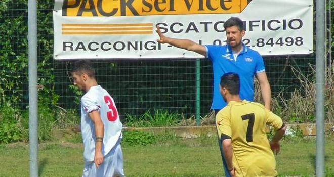 Lucento shock, esonerato il tecnico Davide Nastasi