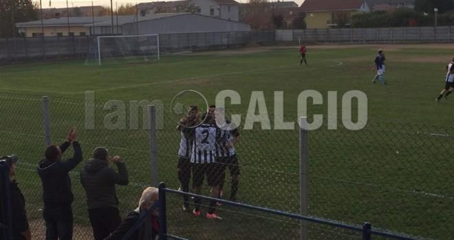 I gol di Artiglia e Latta trascinano La Biellese alla vittoria