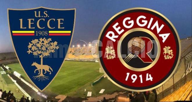 Lecce-Reggina: vota il migliore in campo dei giallorossi