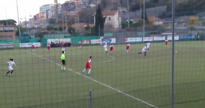 Ventimiglia-Moconesi 4-0: il racconto dell'ufficio stampa biancorosso