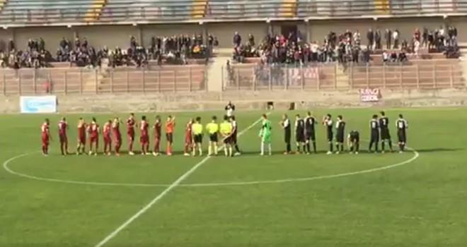 Puteolana 1902-Barano 2-0, un gol per tempo per i diavoli rossi