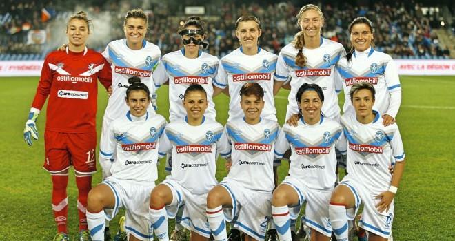 Il Brescia CF crolla con il Montpellier e saluta la Champions League