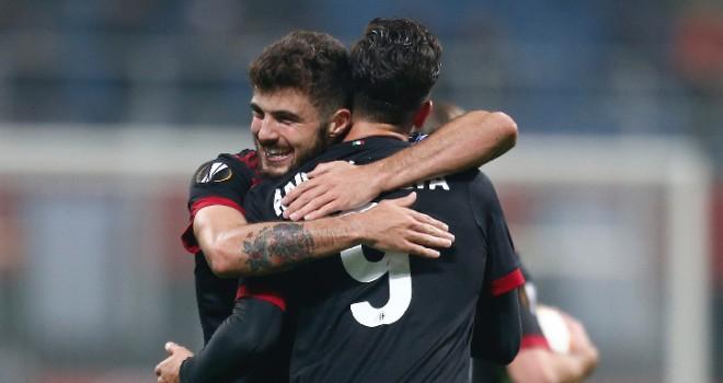 Milan: Andrè Silva-Cutrone, la coppia d'oro