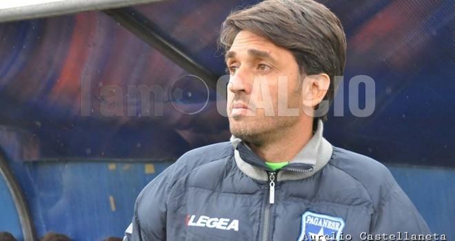 """Novara-Pro Vercelli, Grassadonia: """"Grande soddisfazione per tutti noi"""""""