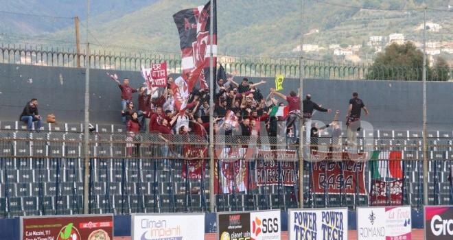 Cavese-Nardò 3-0 nella fotogallery a cura di Massimo Laragione