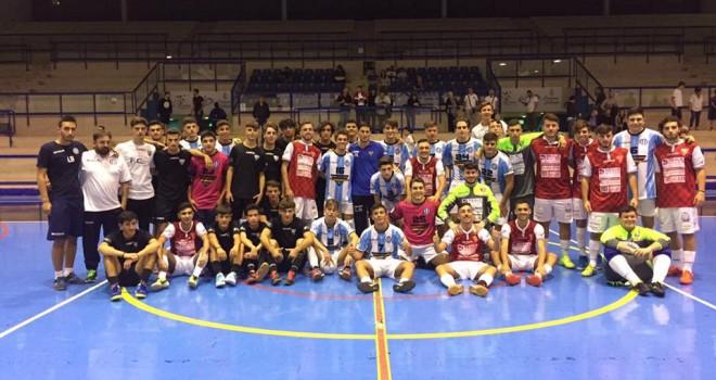 Calcio a 5/U19. Le prime non si fermano, pareggio a Pomigliano