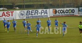 Brescia CF-Ravenna Woman 2-1: per le Leonesse una vittoria sofferta