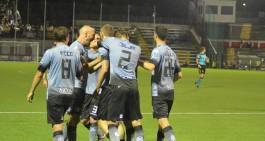 Finalmente Grigi: battuto l'Olbia 4-0