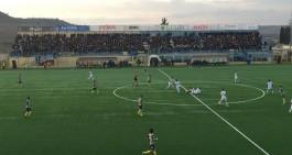 VIDEO - L'Audace Cerignola cade a Gravina: 1-0, decide Mbida