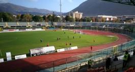 Nocerina-Castrovillari LIVE: la diretta del match