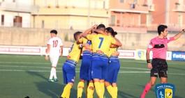 VIDEO -  L'Audace Cerignola torna al successo: 2-3 al Gragnano