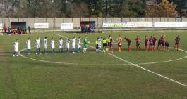 Gli highlights di Moliterno-Montescaglioso 1-2