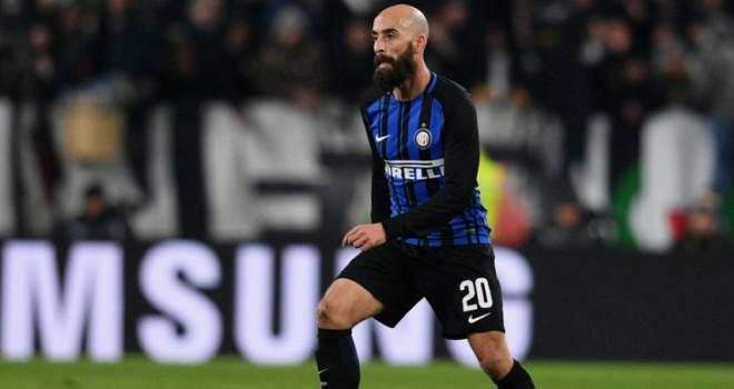 """Juventus-Inter, Borja Valero: """"In campo siamo un blocco unico"""""""