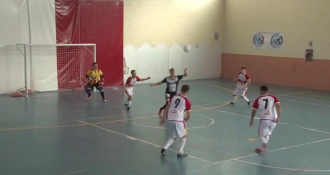 Calcio a 5/U19. Vincono Napoli e Benevento, cade il Marigliano