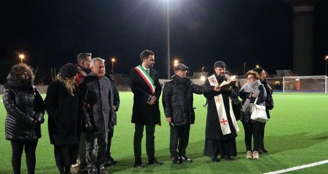Inaugurazione Lorusso (ph Bernaldasport)