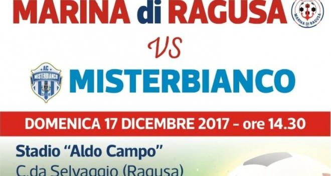 Marina di Ragusa e Misterbianco non si fanno male, finisce in parità.