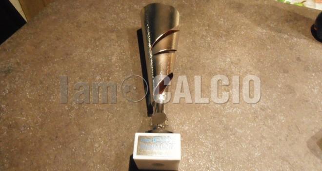 Il trofeo di novembre vinto da Roman
