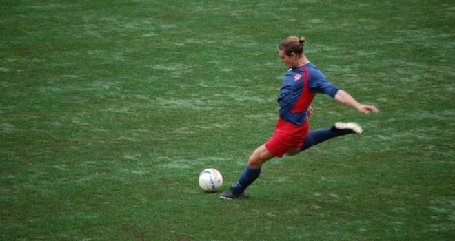 Johannes Lanza, primo gol stagionale