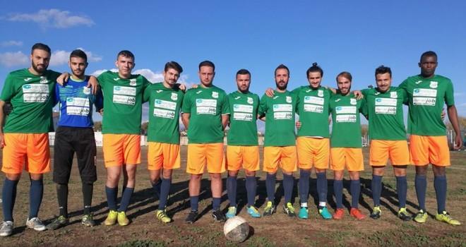 2° Cat/A. Castel V.-Villa B. finisce 1-1, sette reti per il Falciano