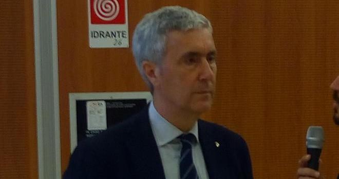Assemblea Elettiva CR Campania, l'intervento del Pres. LND Sibilia