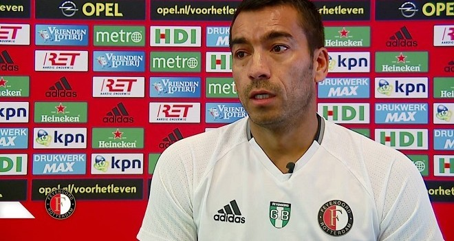 Foto Feyenoord, van Bronckorst