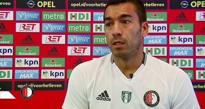 "Feyenoord, van Bronckhorst: ""Orgogliosi d'aver battuto il Napoli"""