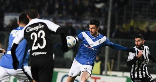 Il Brescia perde anche contro l'Ascoli