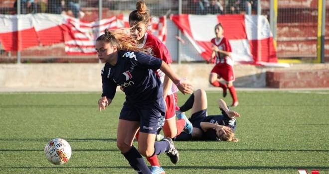 """U23 Anna Serturini : """"Il lavoro e il sacrificio ripagano sempre tutto"""""""