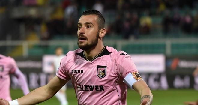 Palermo-Lecce 2-1: lo scontro diretto va ai rosanero