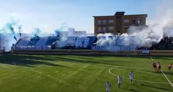 Montescaglioso, per 10 tifosi scatta il Daspo per i fatti di Rionero