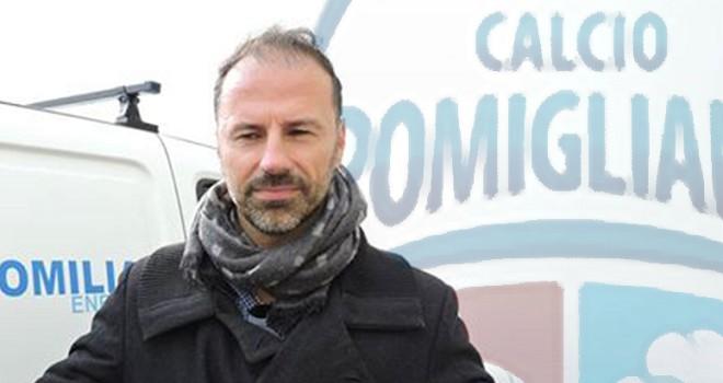 """Pomigliano, Catalano: """"Col Molfetta non era scontata la vittoria ma.."""""""