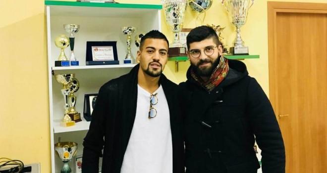 Cioffi torna in capitanata firma con l 39 alto tavoliere san severo i am calcio foggia - Alto tavoliere san severo calcio ...