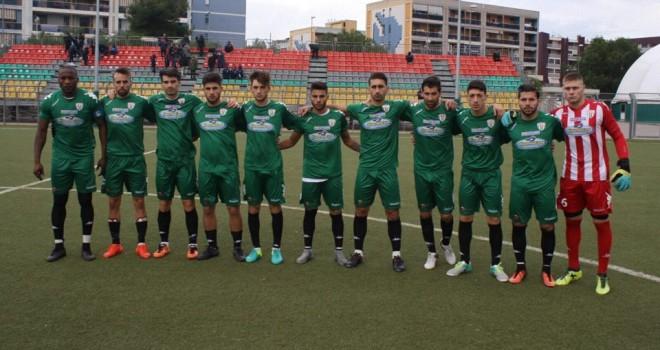 Barletta-UC Bisceglie 1-1