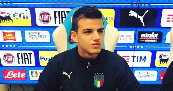 Il sipontino Salvemini convocato ancora in Nazionale Under 15