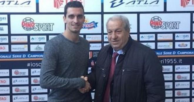 Chieri scatenato: per l'attacco un bomber da 100 gol in Serie D