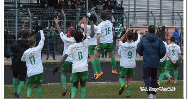 Corato Calcio (ph. Porcelli)