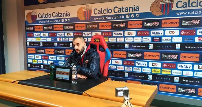 "Curiale: ""Girone di ritorno? Tutte finali!"""