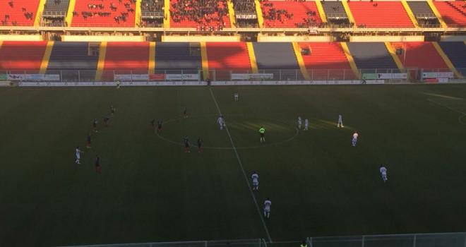 """Taranto - Nola finisce 3-0: la cronaca della sfida dello """"Iacovone"""""""