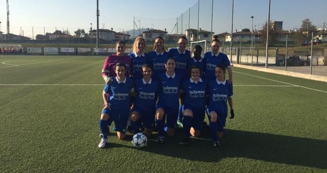 Serie C, il Montorfano saluta il 2017 battendo per 2-0 le Dreamers