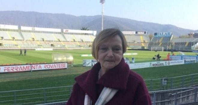 Una vita per il Brescia: grazie Rosanna!