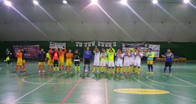 Calcio a 5/D. Conclusi gli ottavi di finale della Coppa di Serie D