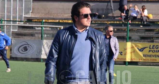 P. Di Marco, Del. Prov. Calcio 5 BN