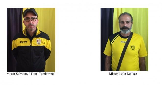 Sanarica: si dimette mister Tamborino