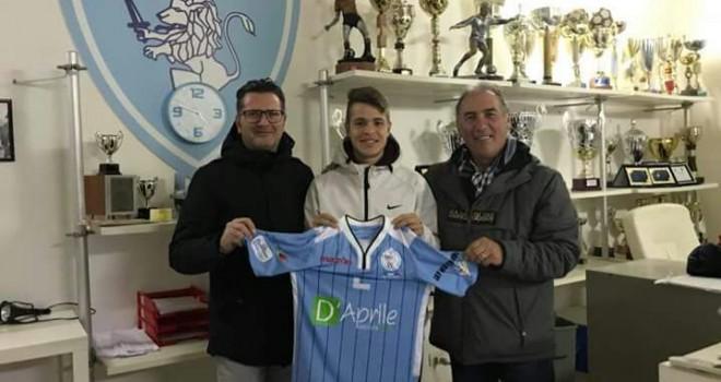Atletico Vieste, primo rinforzo per Bonetti: tesserato Andrada